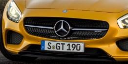 Mercedes benz AMG GT.217