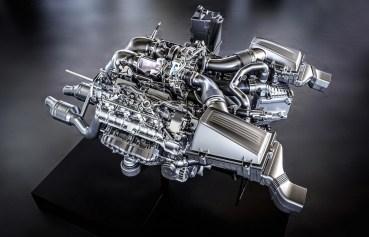 Mercedes benz AMG GT.221
