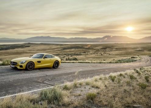 Mercedes benz AMG GT.5