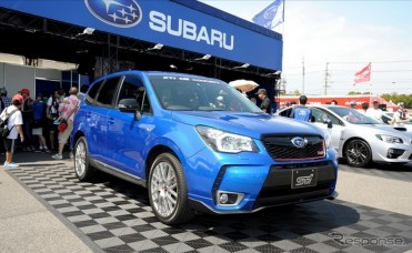 Subaru Forester STi TS 2015.1