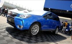 Subaru Forester STi TS 2015.3