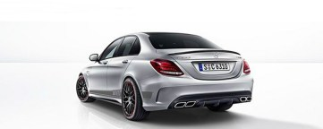 mercedes-benz Classe C63 AMG First Edition.7