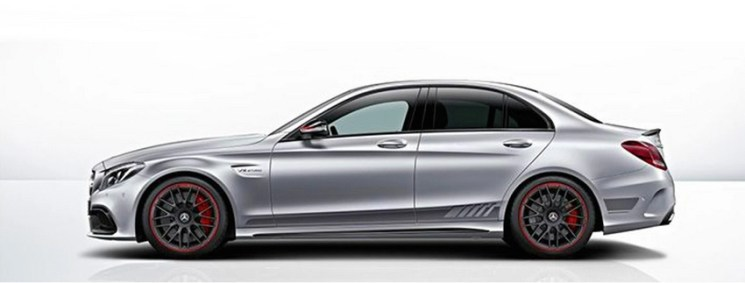 mercedes-benz Classe C63 AMG First Edition.8