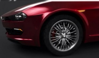 Alfa Romeo Giulia 2016 rendering par Marco Procaccini & Rosario Dalessandro