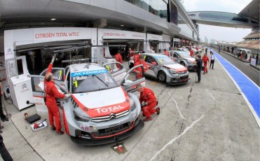 Citroën champion WTCC 2014.6