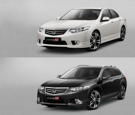 Honda Accord spec Euro