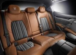 Maserati Ghibli Ermenegildo Zegna