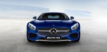 Mercedes AMG GT S.3.1