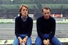 Montezemolo et Lauda