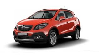 Opel Mokka - 300.000 ex