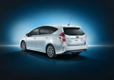 Toyota Prius+ 2015
