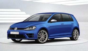 VW une Golf R diesel.1