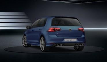 VW une Golf R diesel.3