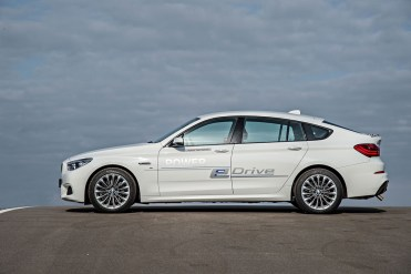 BMW Serie 5 GT Power eDrive