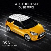 Ds3 edition r gions la r gionale du garage blog automobile for Garage grand nord automobile nieppe