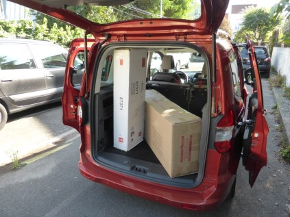 Ford Tourneo Courier 14