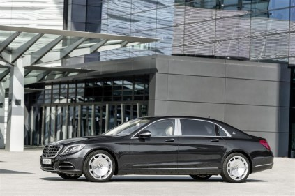 Mercedes - Maybach S600 (10)