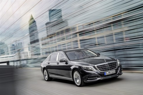 Mercedes - Maybach S600 (35)