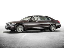 Mercedes - Maybach S600 (63)