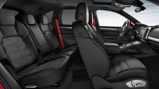 Porsche Cayenne GTS 2015