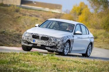 BMW Serie 3 Plug-in Hybrid