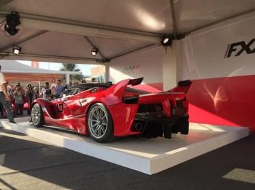 Ferrari FXX K.3