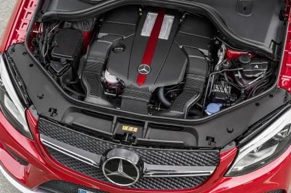 Mercedes Benz GLE Coupé 2015.14