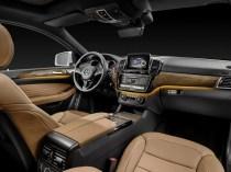 Mercedes Benz GLE Coupé 2015.16