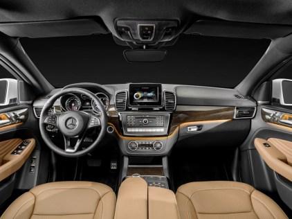 Mercedes Benz GLE Coupé 2015.17
