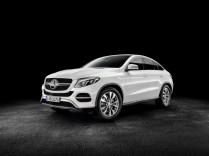 Mercedes Benz GLE Coupé 2015.19