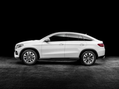 Mercedes Benz GLE Coupé 2015.21