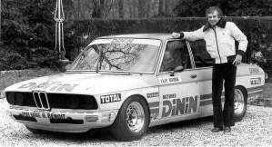 JP Beltoise supertourisme BMW 76-77