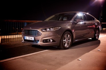 Ford Mondeo 2l TDCI Powershift - 38