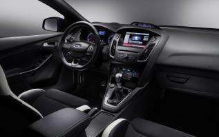 Focus RS Intérieur