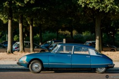 Citroën DS20 ou DS23:ie