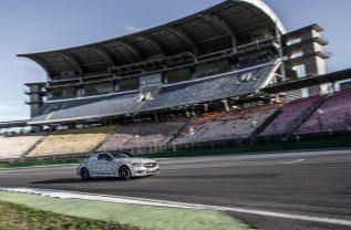 Mercedes-AMG C63S Coupe Proto - 1
