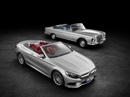 Mercedes S-Class Cabrio - 2