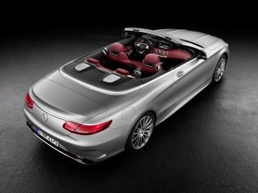 Mercedes S-Class Cabrio - 3