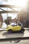 Smart fortwo Cabrio 2015 - 12