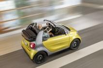 Smart fortwo Cabrio 2015 - 17