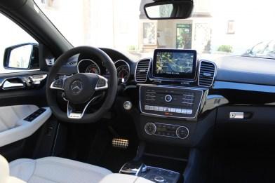 Mercedes GLE Coupé 63 S AMG