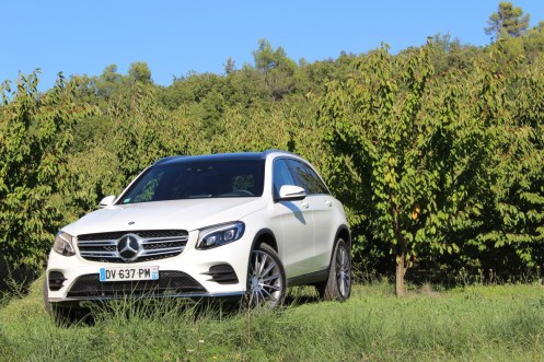 Mercedes GLC 250 4MATIC