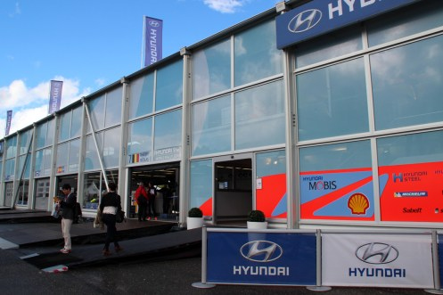 AS STAND HYUNDAI TOUR DE CORSE