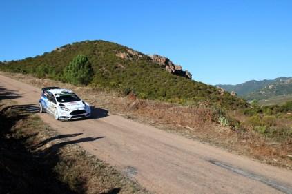 Ford M-Sport dimanche 1