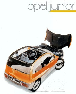 Opel Junior doc - 1
