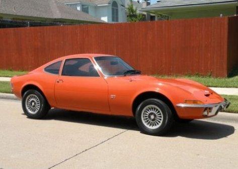 Opel GT 1970
