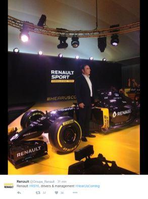 Renault F1 - 2