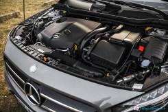 Essai Mercedes GLA 220 Moteur
