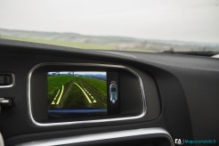 Essai Volvo V40 Cross Country Camera