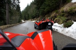 Polaris Slingshot Route 9